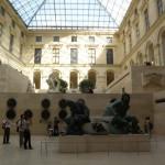 В крилото Ришельо на Лувъра