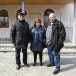 В лятната къща на И.С. Тургенев в с. Спаски