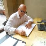 Италианският художник Патрицио Лондолфи подарява своя каталог