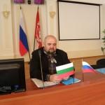 На конференцията в Орловския държавен институт за изкуство и култура