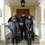 С колеги от Орловския институт в Спаски