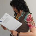 д-р Нушева с доклад на конференцията