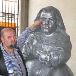 проф. Велев и Менини
