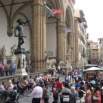 Florencia Placa degli Signorii