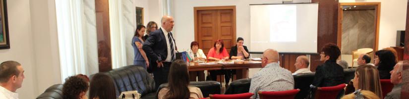 """Международен пътуващ семинар на УниБИТ """"Съвременни измерения на европейското образователно и научно пространство """"Българо-гръцки културни общувания"""" в Атина и Солун, Гърция, 2017"""